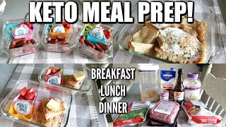 KETO/LOW CARB WORKING MOM MEAL PREP???? EP:29