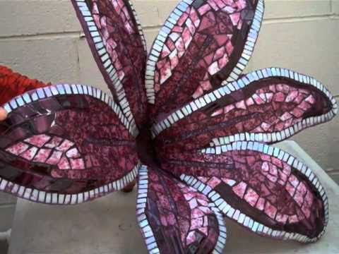 Mosaic Project Flowers for State Fair Of Texas