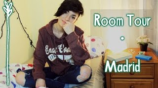 ¡Room Tour Madrid! 2016 ♥