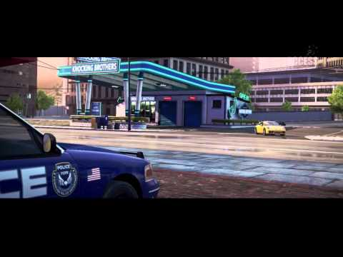 Need for Speed: Most Wanted Gameplay (PS3 Let's Play)
