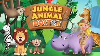 Доктор для Животных из Джунглей.Лечим Экзотических Животных.Игровой Мультик от Libii