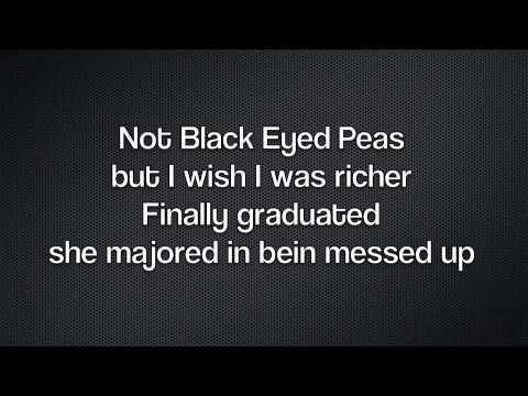 Hoodie Allen - #WhiteGirlProblems w/lyrics