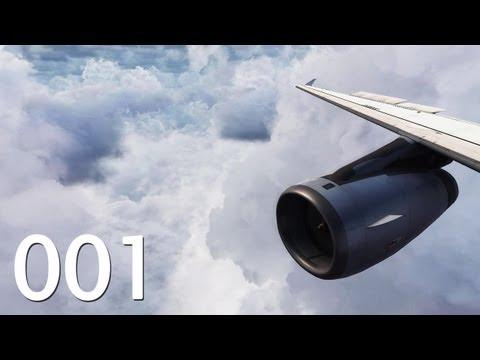 Real oder Virtuell? Flight Simulator X im ersten Check - Das erwartet euch!