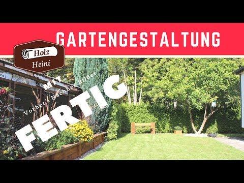 07:48 Mein Garten Neu Gestalten Teil 5 Von 5   Mit Vorher Nachher Bilder  Gartengestaltung