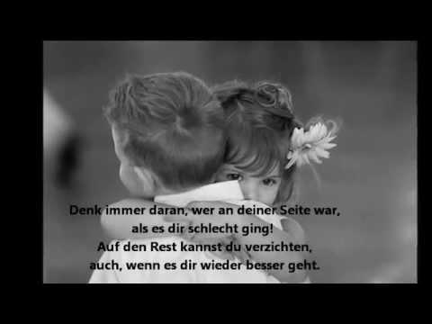 Schöne Sprüche & Bilder :) - YouTube