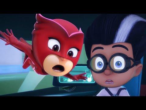 Герои в масках PJ Masks | Супер клипы 11 | мультики для детей