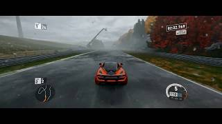 Forza Motorsports 7 - Truly Amazing Weather Cycle and Effects, Maple Valley/Mclaren 720s