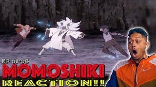 Naruto and Sasuke vs Momoshiki! First Time Watching Boruto Episode 61 62 63 64 65 66 Reaction