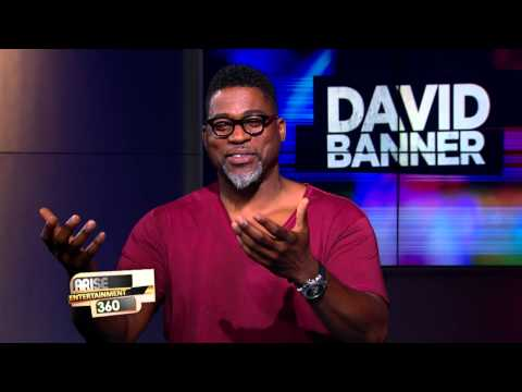 Rapper, Actor and Entrepreneur David Banner talks about his new Gatorade commercial!