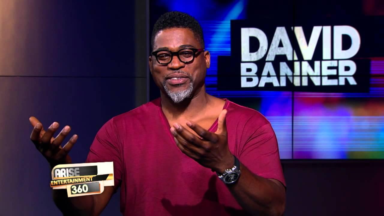 rapper  actor and entrepreneur david banner talks about