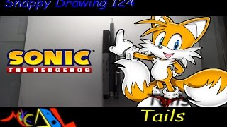 Snappy Drawing 124 Tails