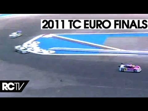2011 EFRA Touring Car Euros - The Finals