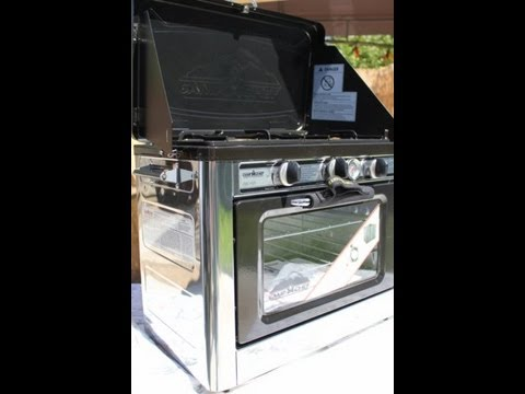 Camp Chef Camp Oven Review