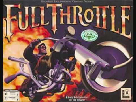 Gone Jackals - Full Throttle