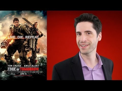 Live Die Repeat: Edge of Tomorrow movie review