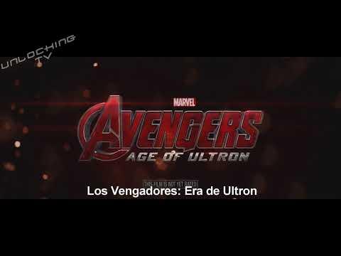 Los Vengadores: Era de Ultron TV Spot 3 (Subtitulado en Español)