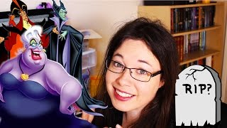 Are Disney Villains Going Extinct?