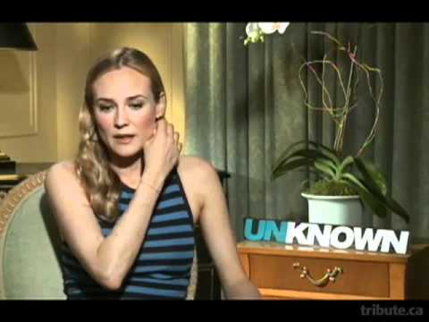 Diane Kruger -- Unknown Interview