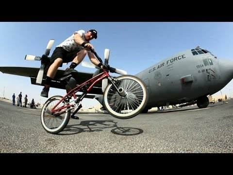 Bikes Over Baghdad (Trailer)