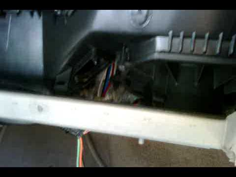 Ford Taurus Blower Motor Fix 2003