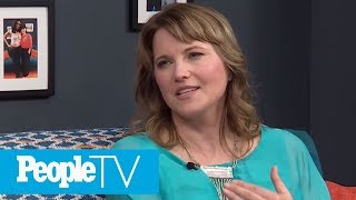 Lucy Lawless Says Not To Assume The Necronomicon Is Closed! | PeopleTV