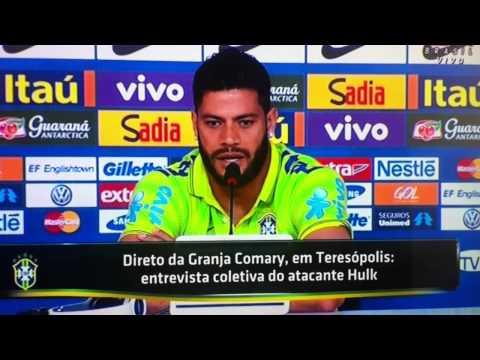 O Leonardo Baran, jornalista do EI, debochou do nordestino perguntando ao Hulk se o sotaque é o motivo do nordestino ser engraçado para o brasileiro. Que per...