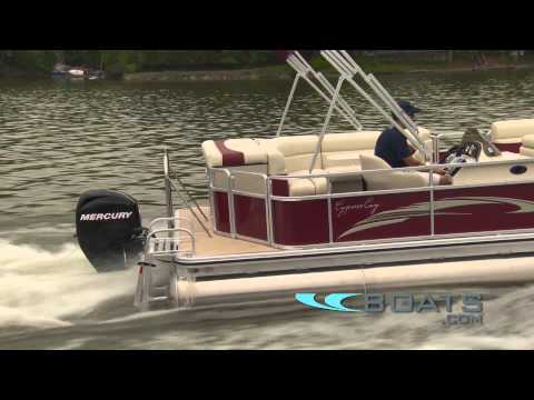 Cypress Cay 230 Seabreeze Pontoon Boat Review / Performance Test