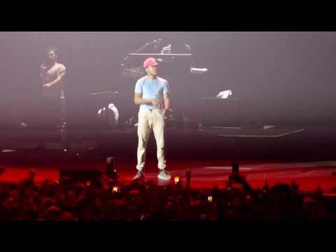 Chance the Rapper - No Problem + Mixtape + All Night (Live)