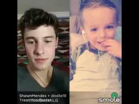 Shaw Mendes #SingWithLG Smule