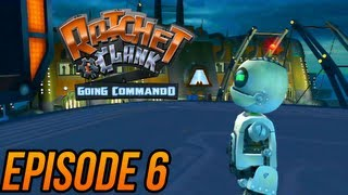 Ratchet and Clank 2: Going Commando (HD Collection) - Episode 6
