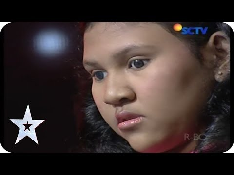 Claudya Fritska Makes Everyone Cry by Her Voice - Audition 2 - Indonesia