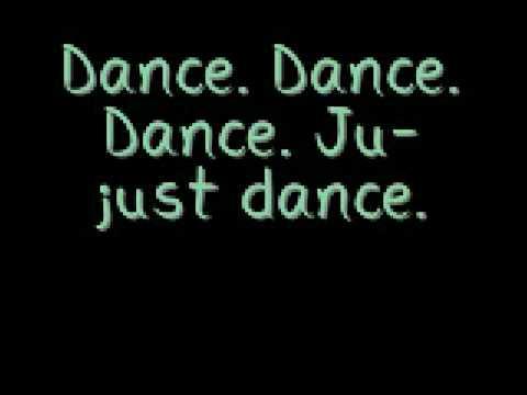Lady GaGa - Just Dance Lyrics   MetroLyrics