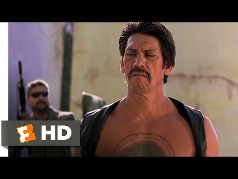 Desperado (2/8) Movie CLIP - Throwing Knives (1995) HD