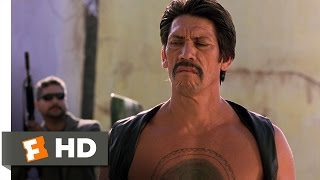 Desperado (2/8) Movie CLIP - Throwing Knives (1995) HD