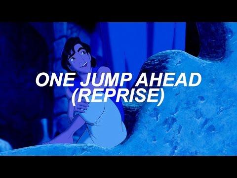 lyrics to aladdins one jump ahead lyrics karaoke