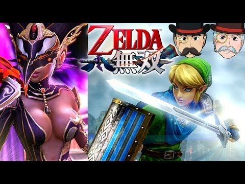 Zelda Hyrule Warriors NEW SCREENSHOTS & Latest News!