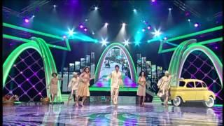 Dima Trofim la Dansez pentru tine dans indian