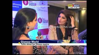 Twinkle Khanna launches INIFD Academy of Interiors