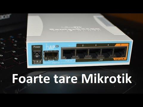 Mikrotik hAP AC review
