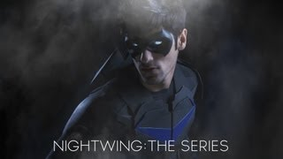 Nightwing: The Series Kickstarter Teaser