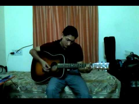 Mohabbat kabhi maine ki to nahi thi - Yaad - cover by rahul...