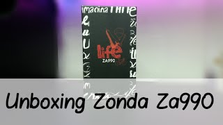 #11-Unboxing zonda 990 en Español// New Android