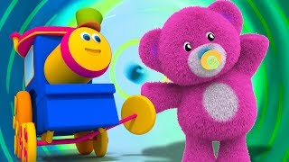 Bob der Zug | Teddybären drehen sich | Deutsch Kinderlied | Bob Train Song | Teddy Bears Rhyme