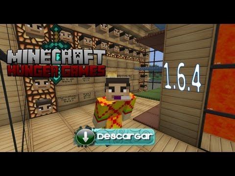 ♥ Descargar servidor de minecraft de los juegos del hambre! Servidor descargable TheIsmaGamerPro ♥