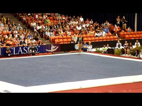 2011 US Classic - fx - Jessie DeZiel - Twin City Twisters