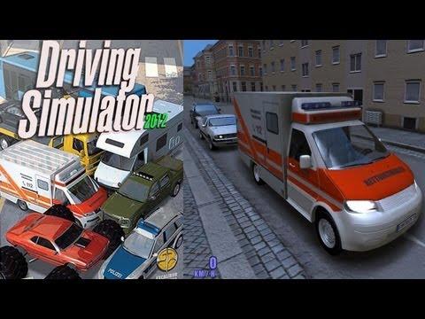 Driving Simulator 2012 Gameplay PC