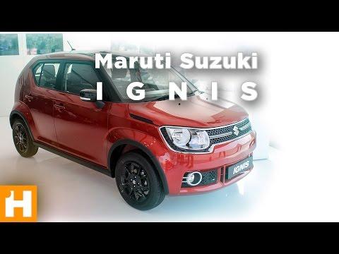 Maruti Suzuki IGNIS Review | The Auto Show | Interior, Exterior, Specifications and Price