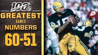 100 Greatest Games: Numbers 60-51 | NFL 100