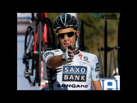 Alberto Contador Just Dance - Maxchiney