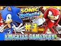 Sonic Runners - (HD 60FPS) Part 3 - Knuckles' Gameplay